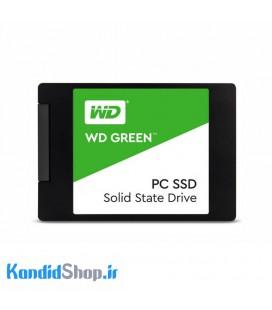 حافظه SSD وسترن دیجیتال مدل Green-480GB