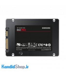 حافظه SSD سامسونگ مدل PRO 860-256GB
