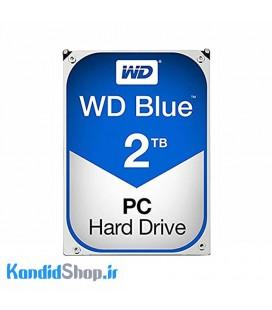 هارد اینترنال وسترن دیجیتال WD Blue 2TB