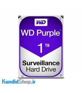 هارد اینترنال وسترن دیجیتال WD Purple 1TB