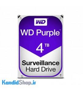 هارد اینترنال وسترن دیجیتال WD Purple 4TB