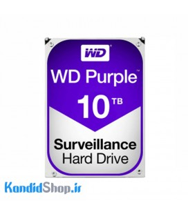 هارد اینترنال وسترن دیجیتال بنفش WD Purple 10TB