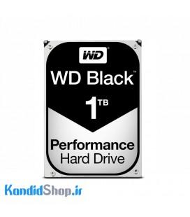 هارد اینترنال وسترن دیجیتال مشکی WD Black 1TB