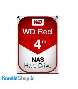 هارد اینترنال وسترن دیجیتال قرمز WD Red 4TB
