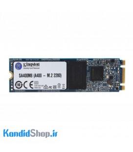حافظه SSD کینگستون M2 مدل A400-120GB