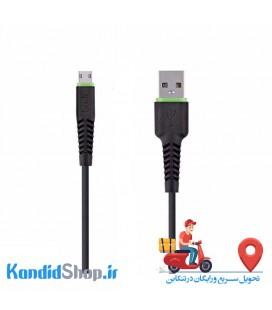 کابل USB به Micro USB بودی مدل M8J150M طول 1.2 متر