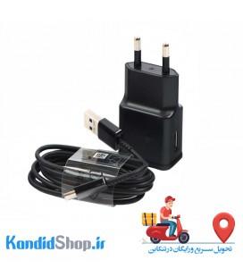 شارژر دیواری فست شارژ 18W آرسون مدل AN-S10 به همراه کابل Micro USB