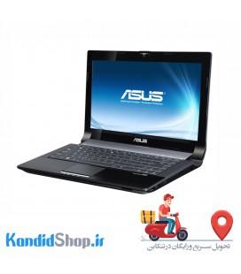 [دست دوم ] لپ تاپ ایسوس مدل N43SL i5 4 750 2