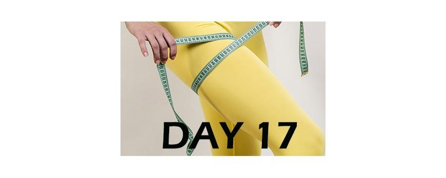 تمرینــات لاغری پا مـــاه اول - روز 17