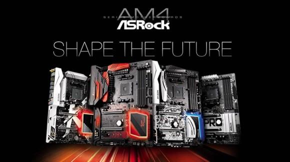 معرفــی دو مادربرد ASRock X570S PG Riptide